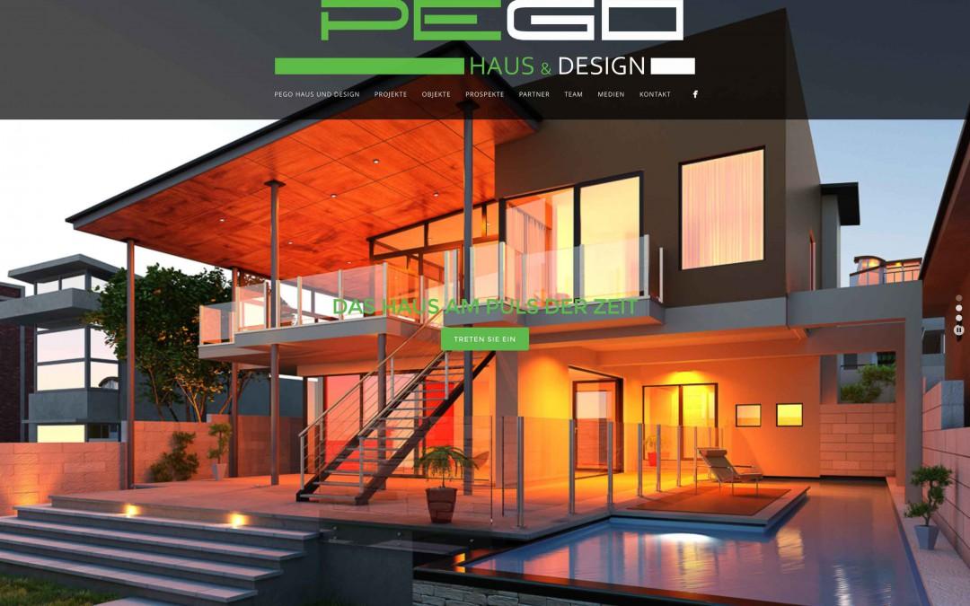 PEGO Haus und Design by auXforma