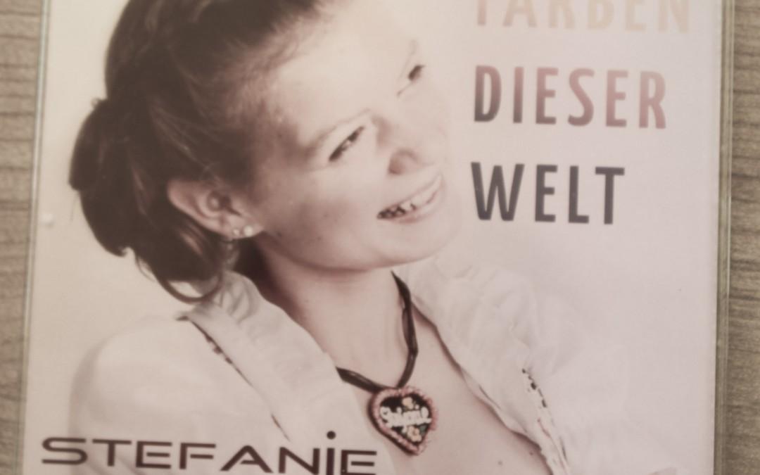CD Cover – Farben dieser Welt | Stefanie Jodl